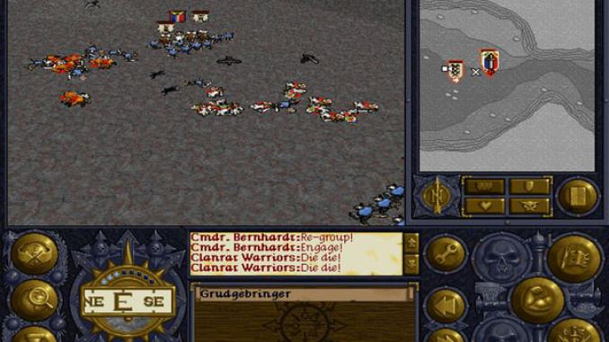 Warhammer: Shadow of the Horned Rat screenshot 3