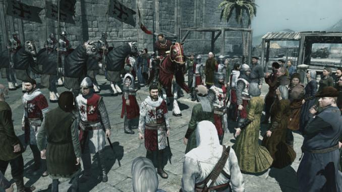 Assassin's Creed: Directors Cut screenshot 2