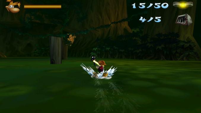 Rayman 2: The Great Escape screenshot 2