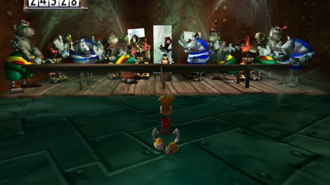 Rayman 3: Hoodlum Havoc screenshot 1