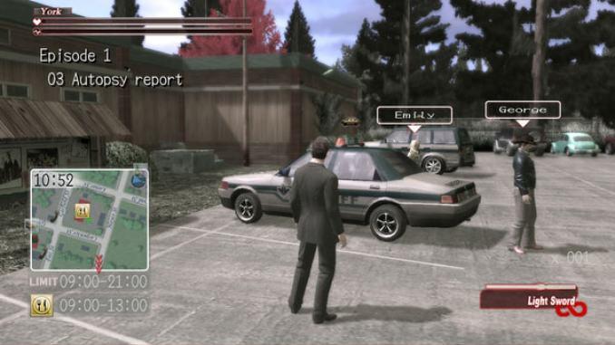 Deadly Premonition: Director's Cut screenshot 3