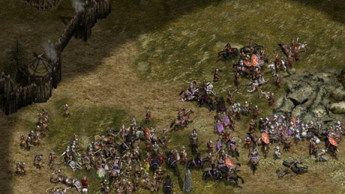Celtic Kings: Rage of War screenshot 1