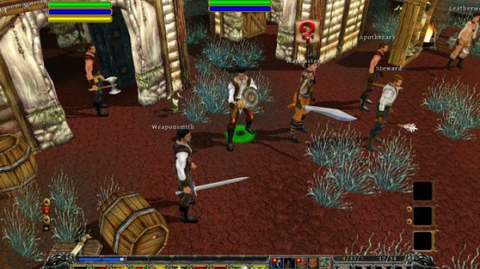 Din's Curse + Demon War screenshot 3