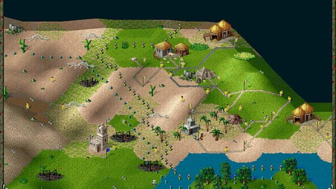The Settlers 2: Gold Edition screenshot 3