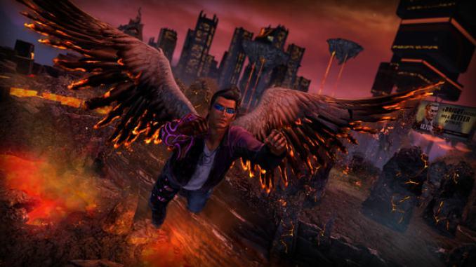 Saints Row: Gat out of Hell + DLC screenshot 1