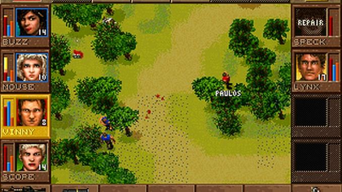 Jagged Alliance: Deadly Games screenshot 2
