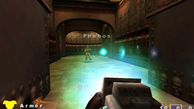 Quake III: Gold screenshot 1
