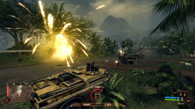 Crysis Warhead screenshot 1