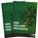 Combo 2 Livros Uma Vida Com Propósitos | Rick Warren | Edição Especial