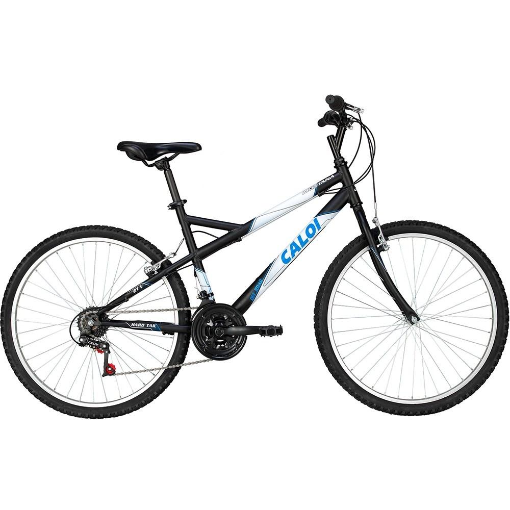 Bicicleta Caloi Montana Aro 26 21 Marcha Americanascom