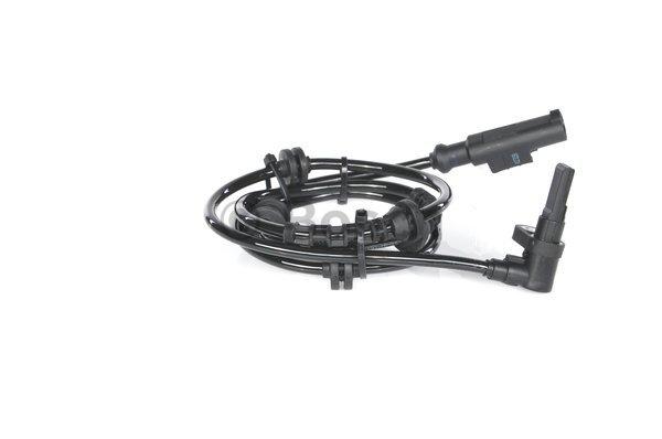 Capteur ABS pour FIAT IDEA 1.9 JTD 101cv (350_) (74kw