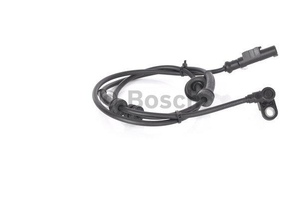Capteur ABS pour FIAT BRAVO II 1.9 D Multijet 120cv (198