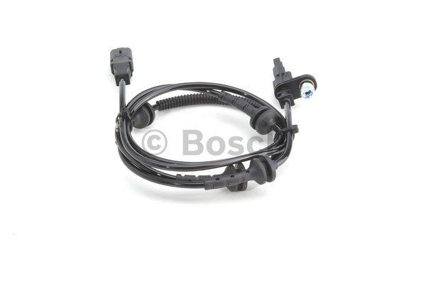 Capteur ABS pour PEUGEOT 407 SW 2.0 HDi 135 136cv (6E