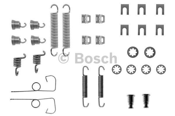 Kit de montage machoires de frein pour CITROËN C15 (VD
