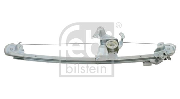 Mecanisme de leve vitre arriere pour MERCEDES-BENZ CLASSE