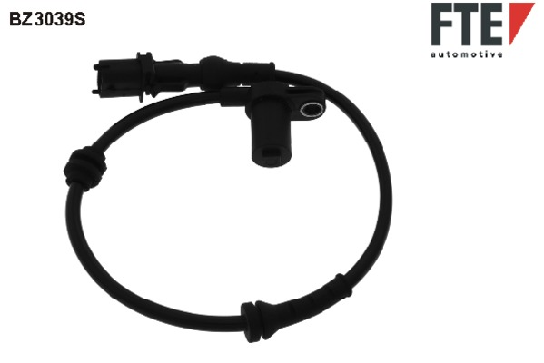 Capteur ABS pour OPEL CORSA C 1.2 75cv (F08, F68) (55kw