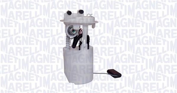 Pompe a carburant pour PEUGEOT 206 3/5 portes 1.4 i 75cv