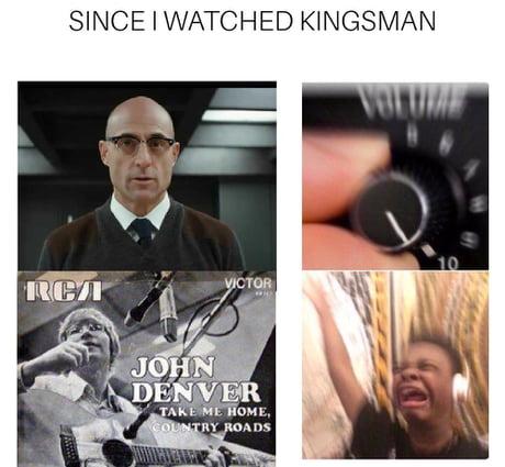 Best 30+ Kingsman fun on 9GAG