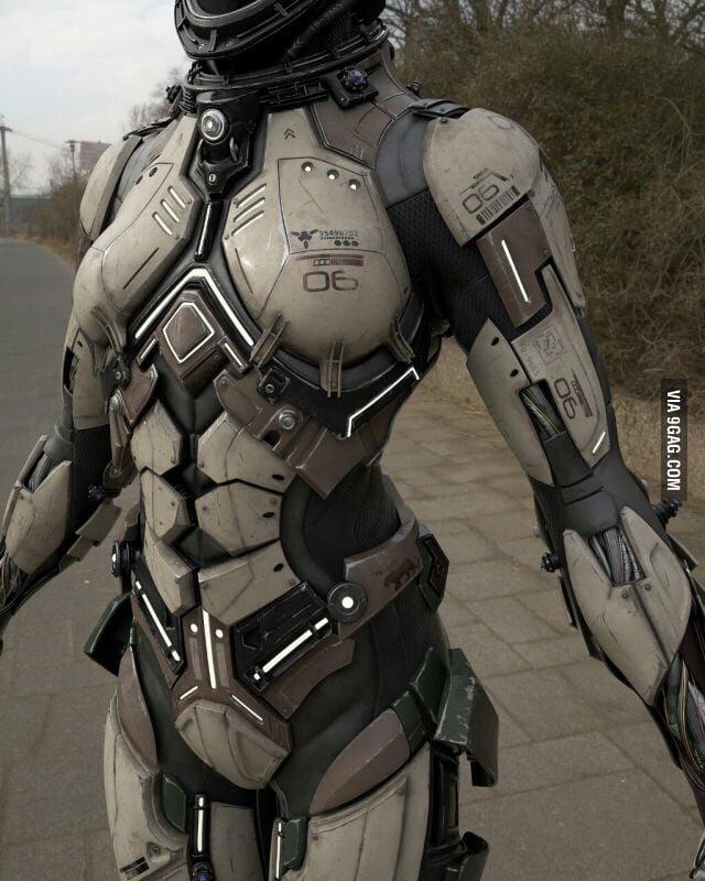 Nice Body Armor 9GAG