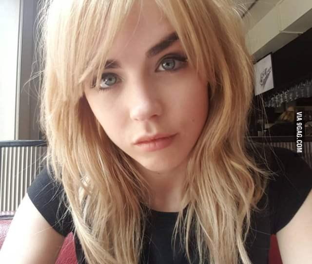 British Model Danielle Sharp