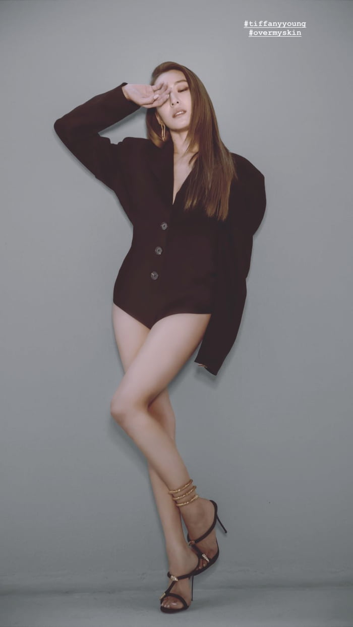 Tiffany Young - IG Story - 9GAG