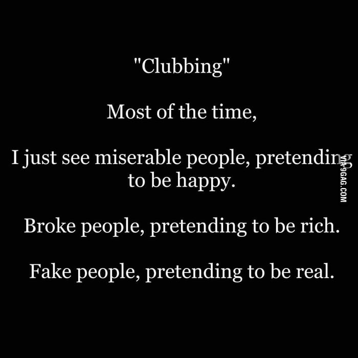 Image result for hate clubbing