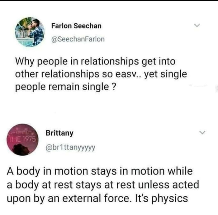 Newton's law of physical attraction - 9GAG