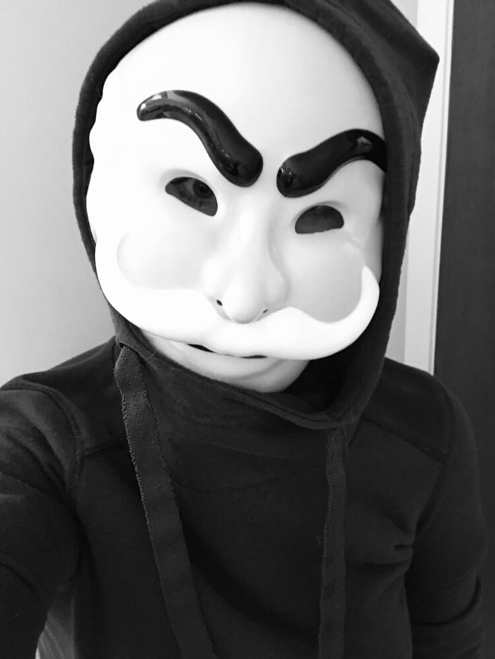 fsociety mask came just