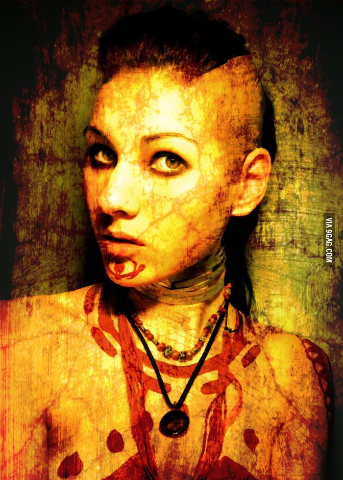 Real Wallpaper Girl Citra Cosplay Far Cry 3 9gag