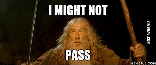 gif finals university studying gandalf
