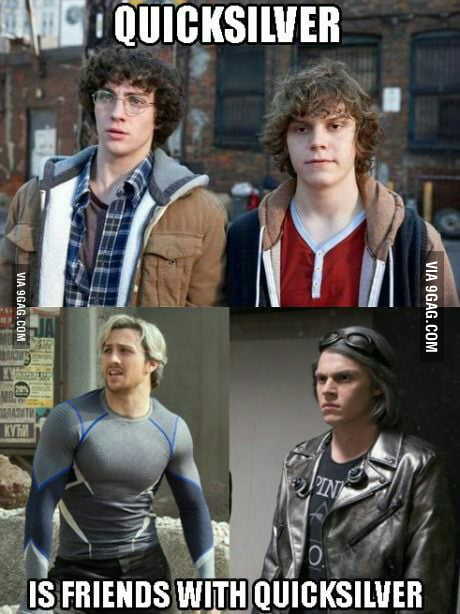 Just realised that both Kickass's friends both became ...