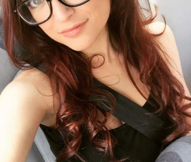 Can We Take This Time To Appreciate How Darn Gorgeous Tessa Fowler Is When Shes Wearing Glasses