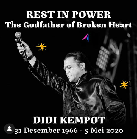 Sobat Ambyar And The Rest Of The World Please Pay Respect For Him