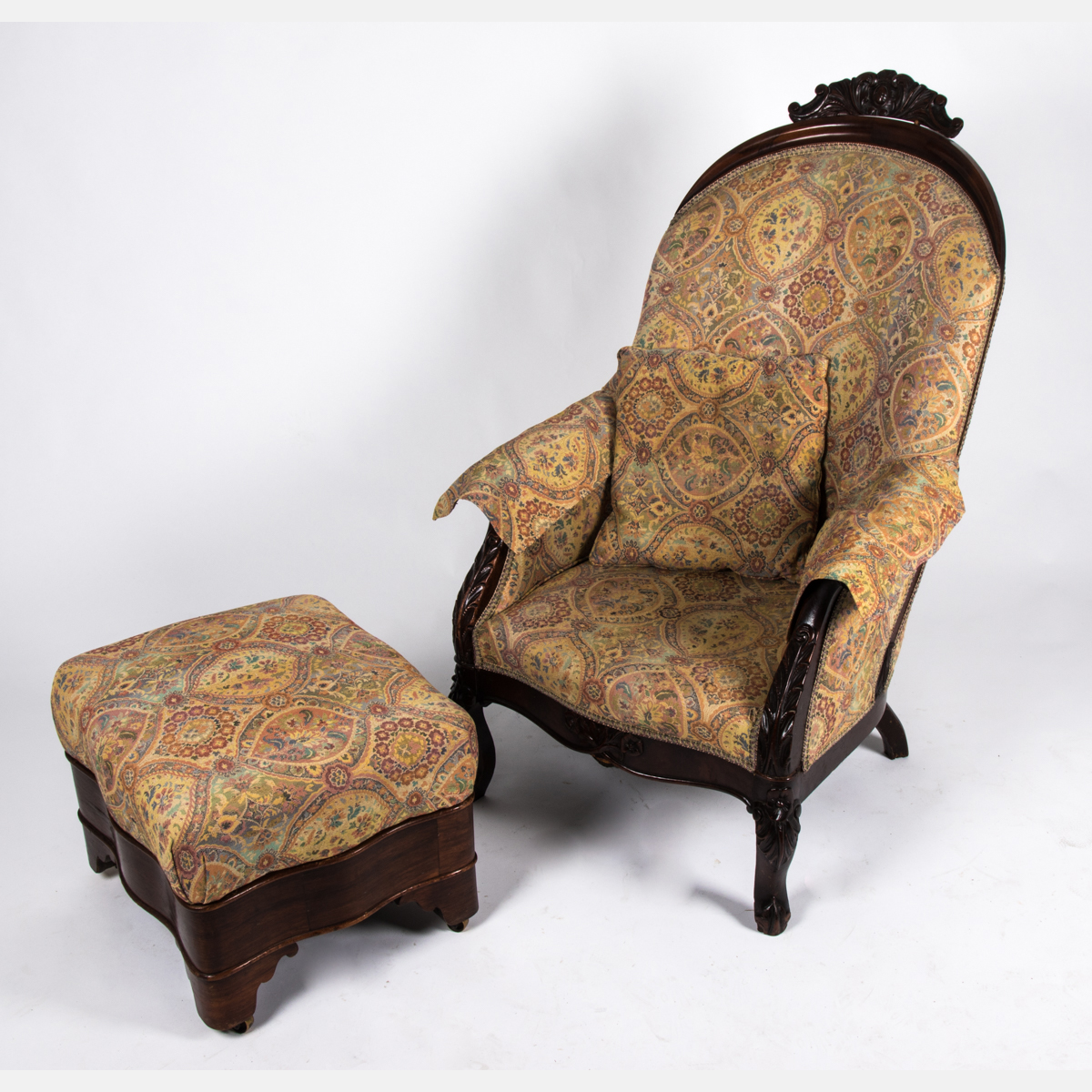 gentlemans chair asian dining chairs american victorian gentleman s lofty marketplace