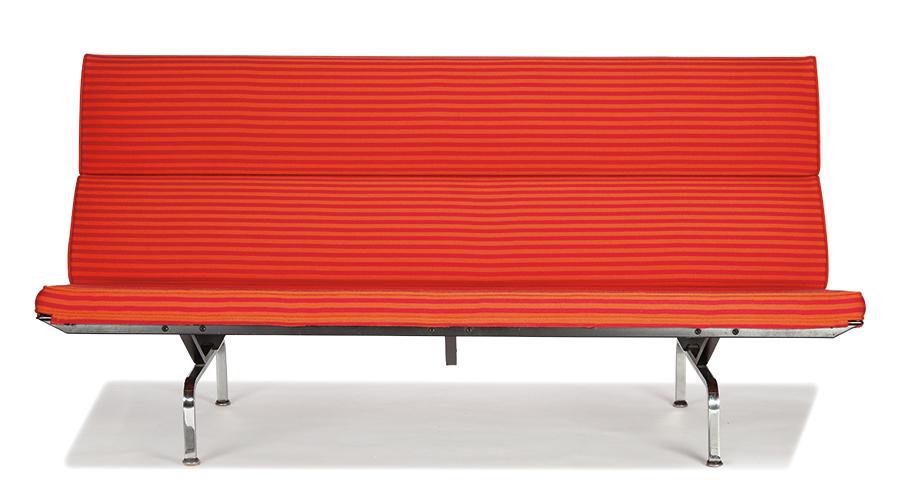 eames sofa compact live edge walnut table charles ray lofty marketplace