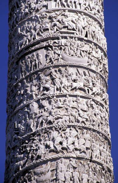 Colonna Traiana (Trajan Column) (Trajane), Rome, Lazio, Italy