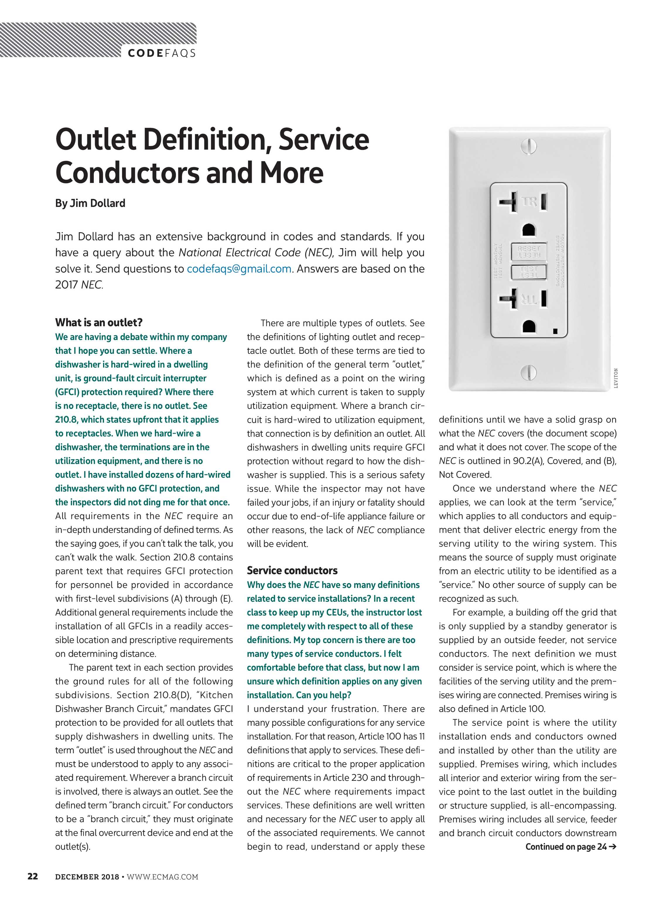 hight resolution of electrical contractor december 2018 page 22 gfi receptacle wiring page 2 electrical contractor talk