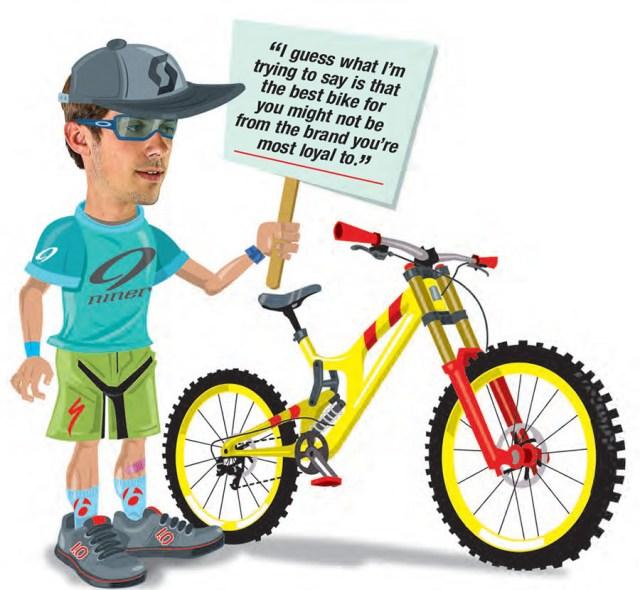 Where did my brand loyalty go? | Mountain Bike Action Magazine
