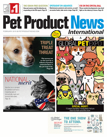 Pet Product News - February 2019