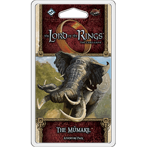 Image result for lotr lcg the mumakil