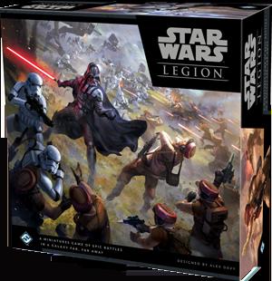 Starwars Legion Core Box set