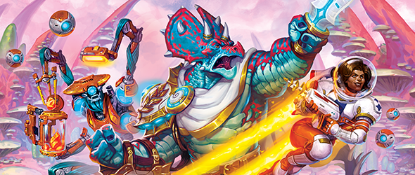 Image result for keyforge worlds collide