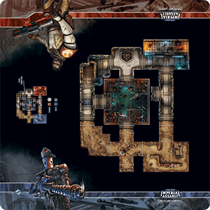 Coruscant Landfill Skirmish Map  Fantasy Flight Games