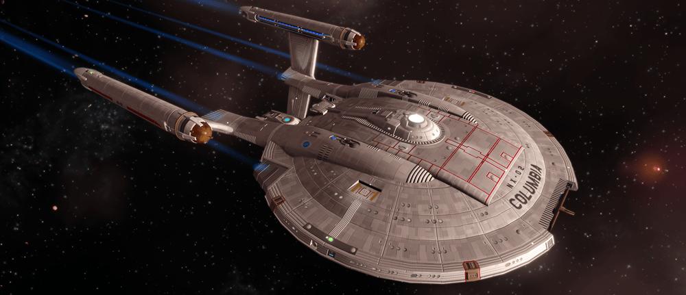 Star Trek Online- | Reckoning- season 12- tier six NX escort Class refit