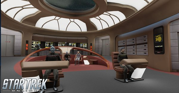 Galaxy Class Interior Now on Sale! Star Trek Online