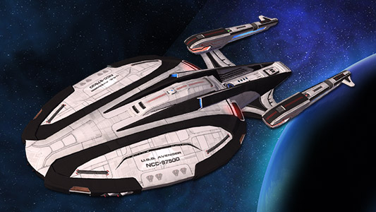 Avenger Battle Cruiser Available