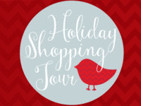 """Holiday Cards """"Buy Local"""" Shopping Tour"""