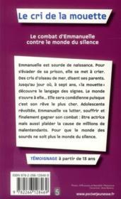 Le Cri De La Mouette Resume : mouette, resume, Mouette, Emmanuelle, Laborit