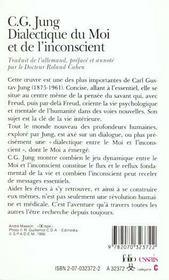 Dialectique Du Moi Et De L'inconscient : dialectique, l'inconscient, Dialectique, L'inconscient, Gustav