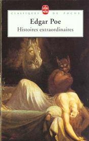 Edgar Allan Poe Histoires Extraordinaires : edgar, allan, histoires, extraordinaires, Histoires, Extraordinaires, Edgar, Allan